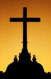 神圣的十字架 免版税库存图片