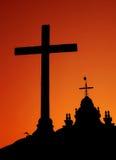 神圣的十字架 库存照片