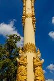 神圣的地方,缅甸的(Burmar)仰光 免版税库存照片