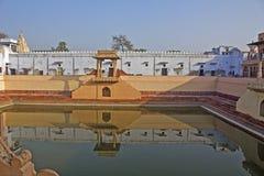 神圣的池塘 图库摄影