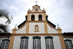 神圣的艺术São保罗博物馆,巴西 免版税库存图片