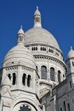 神圣的重点的大教堂 库存图片