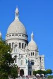 神圣的重点的大教堂 库存照片