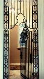 神圣的门 库存图片