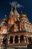 神圣的Mikhaylovsky大教堂 免版税图库摄影