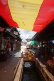 神圣龙村庄(Suphanburi,泰国) 免版税图库摄影