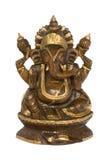 神大象朝向印度 免版税图库摄影