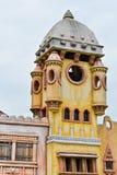 神奇的城堡 免版税库存图片