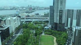 神户港口,日本看法  股票录像