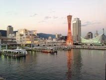 神户端口 免版税图库摄影