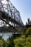 神的桥梁 库存照片