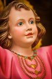 神的耶稣孩子 库存图片