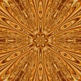 神话万花筒以金星坛场的形式,几何转动分数维 库存照片