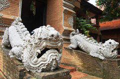 神话人物泰国 免版税图库摄影