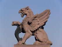 神话的生物 免版税库存图片