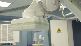 神经外科学设备在医院 股票视频