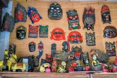 神仙礼物在文学寺庙的待售  免版税图库摄影
