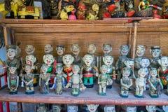神仙礼物在文学寺庙的待售  免版税库存照片