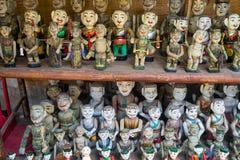 神仙礼物在文学寺庙的待售  免版税库存图片