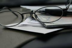 票据检查支付 免版税库存照片