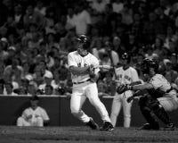 票据波士顿米勒・ Red Sox 库存照片