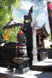 祷告寺庙库塔,巴厘岛 免版税库存照片