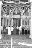 祷告清真寺历史的开罗埃及古老开罗 免版税库存图片