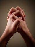 祷告 免版税库存图片
