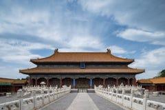 紫禁城 库存图片