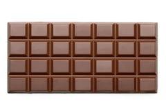 禁止巧克力 图库摄影