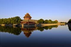 禁止的北京市 库存照片