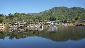禁令泰国的Ruk 库存图片