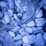 禅宗岩石 库存照片