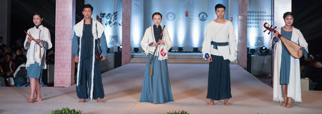 禅宗时尚展示第二十三系列  图库摄影