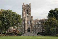 福坦莫大学,布朗克斯,纽约 免版税库存图片