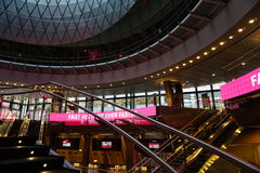 福尔顿街转运中心NYC 14 免版税图库摄影