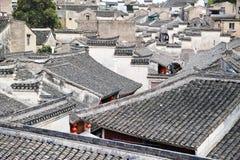 福建的中国石浦老镇 图库摄影