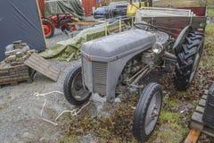 1947年福格逊拖拉机 免版税库存照片