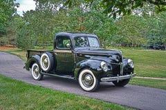 1940年福特卡车 免版税库存照片