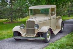 1934年福特卡车 免版税库存图片