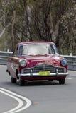 1959年福特和风轿车 免版税图库摄影