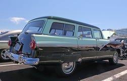 1956年福特国家轿车 免版税库存图片