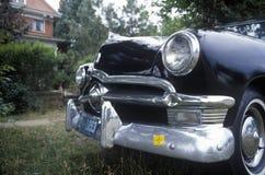 1948年福特在拉斯维加斯,内华达 免版税图库摄影