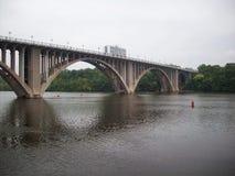 福特大路桥梁在明尼苏达 库存图片