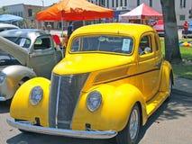 1940年福特小轿车 库存照片