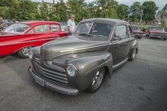 1946年福特小轿车 库存图片