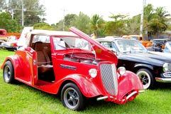 福特敞蓬车1939年 免版税库存图片