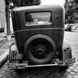 福特模型一个豪华托特轿车 库存照片