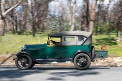 1928年福特模型游览车 免版税图库摄影