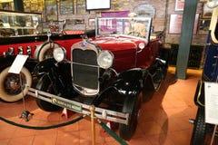1930年福特模型跑车 免版税库存图片